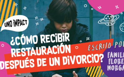 Cómo recibir restauración despues de un divorcio