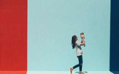 El camino de la maternidad